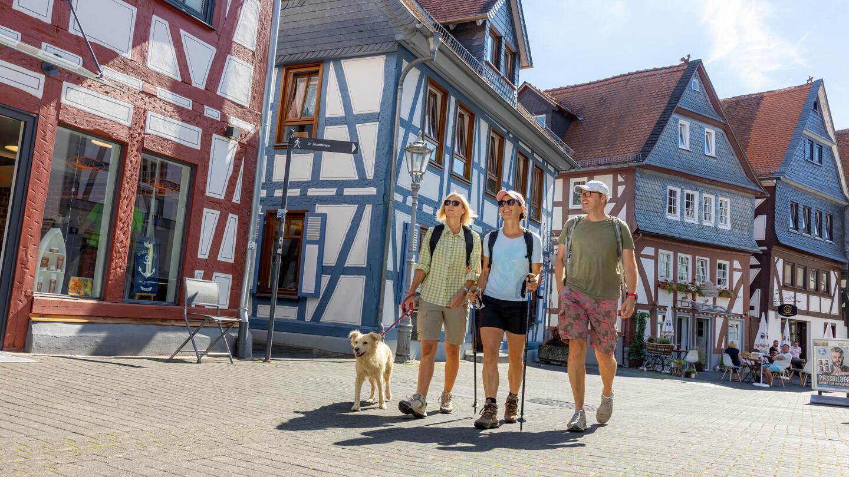 Wetterau - Altstadt Nidda