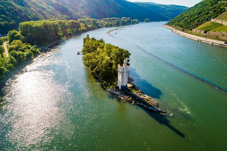 Bingen am Rhein - Mäuseturm