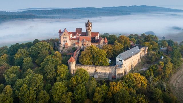 Spessart Burg Ronneburg