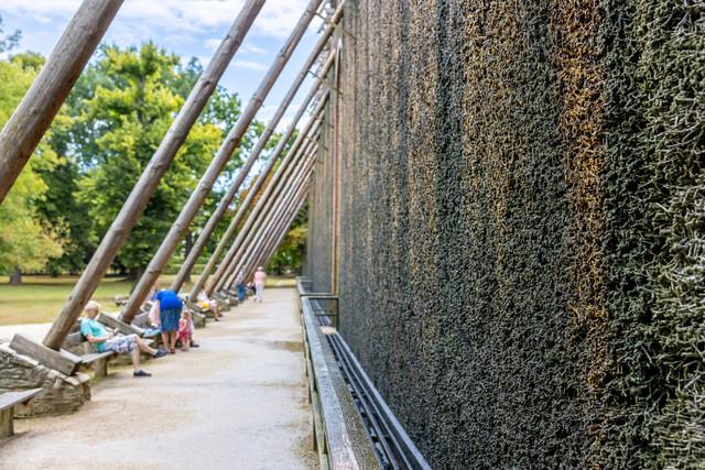 Wetterau - Gradierwerk Bad Nauheim