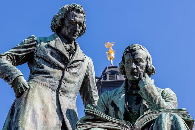 Hanau - Brüder Grimm-Nationaldenkmal