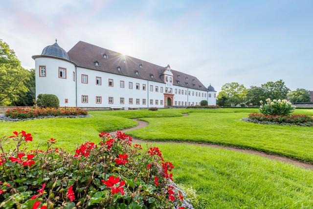 Kreis Offenbach - Schloss Schoenborn Heusenstamm