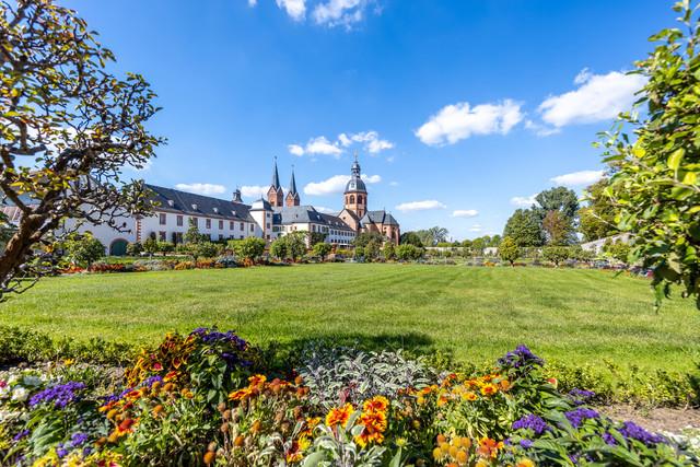 Kreis Offenbach - Kloster Seligenstadt