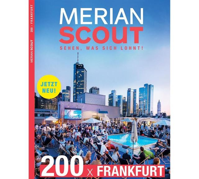 MERIAN SCOUT Frankfurt