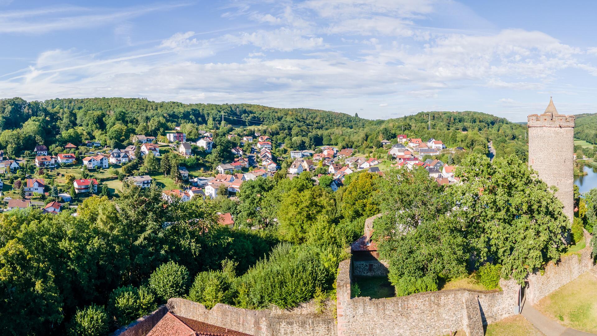 Wetterau - Burg Lissberg