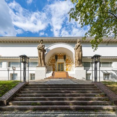 Darmstadt - Portal Mathildenhoehe