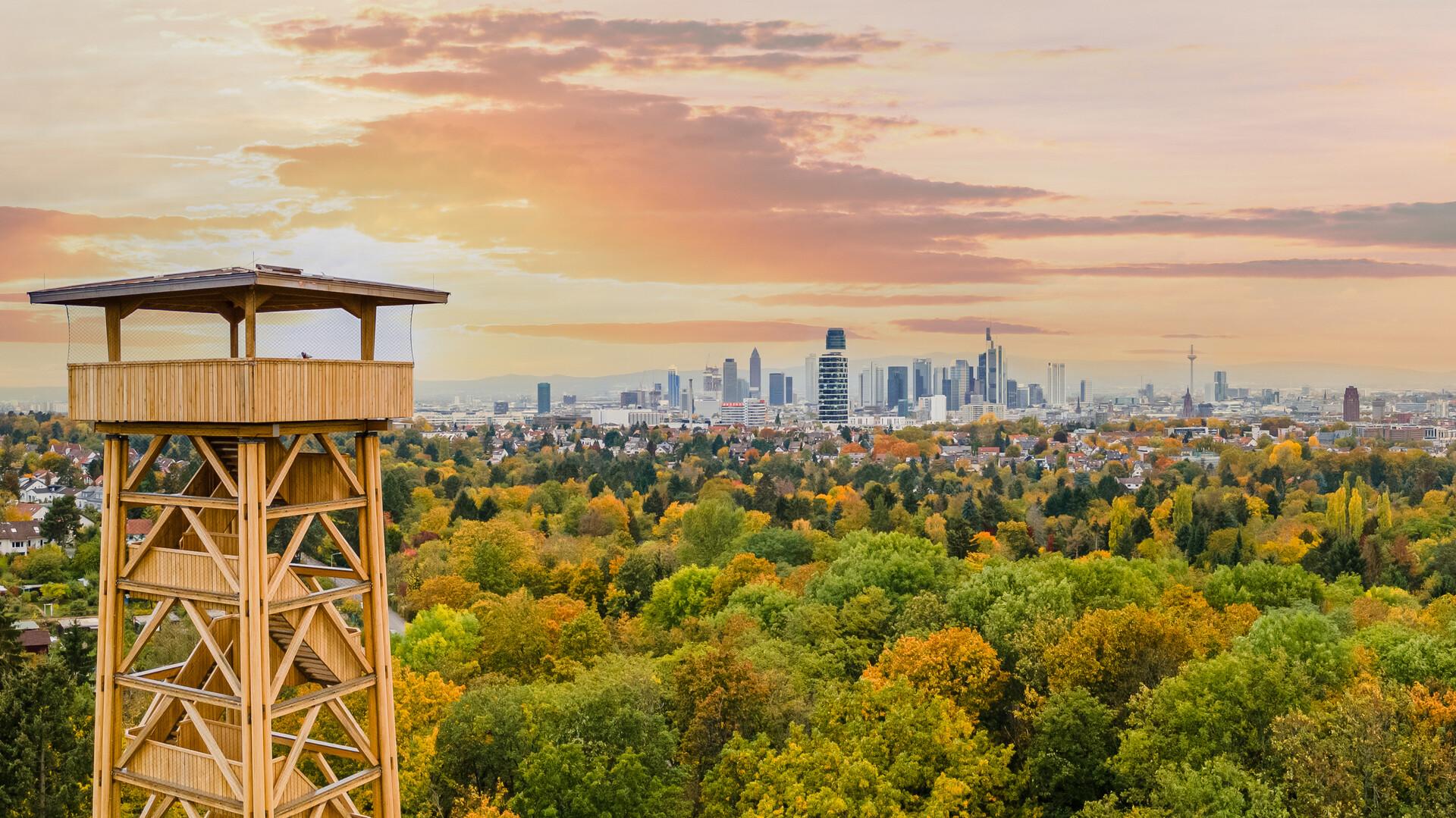 Frankfurt am Main - Goetheturm