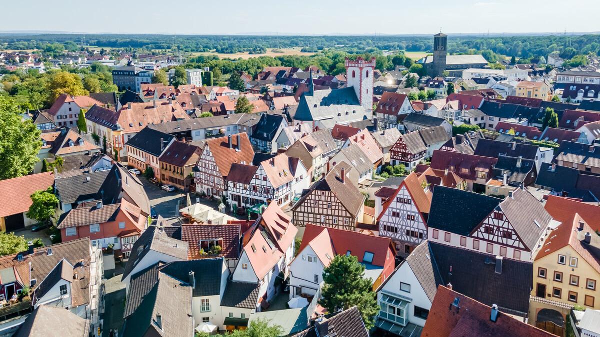 Hanau - Stadtteil Steinheim