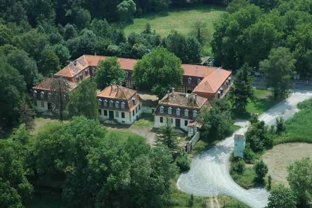 Kreis Groß-Gerau - Jagdschloss Naturschutzgebiet Mönchbruch
