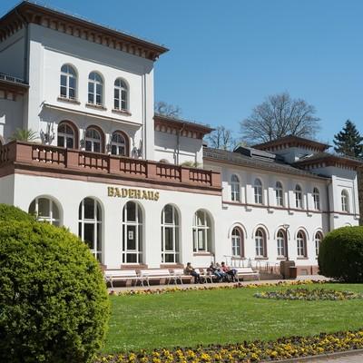 Main-Taunus-Kreis - Kurshaus in Bad Soden am Taunus