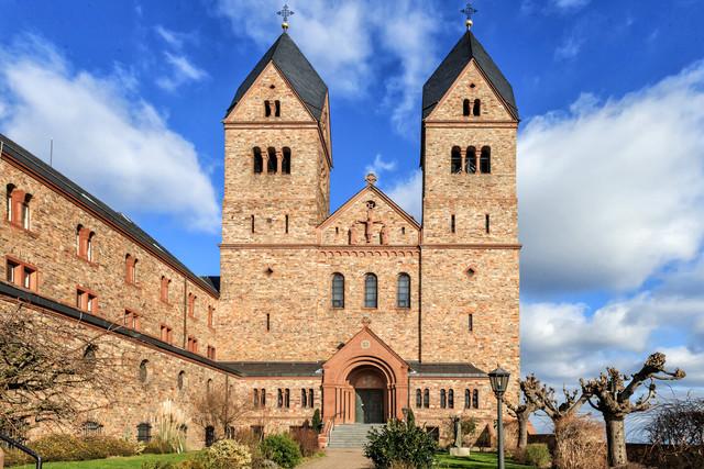 Rüdesheim am Rhein - Abtei St. Hildegard in Eibingen