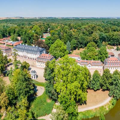 Hanau - Staatspark Wilhelmsbad