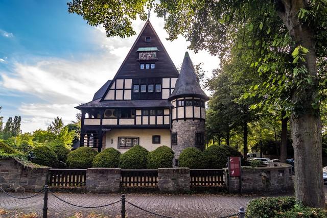 Aschaffenburg - Gentilhaus Außenansicht