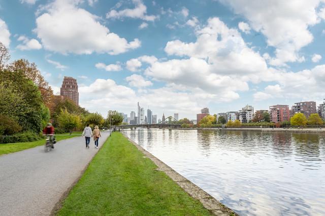 Frankfurt am Main - Mainufer