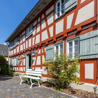 Kreis Groß-Gerau - Riedstadt-Goddelau Büchner-Haus