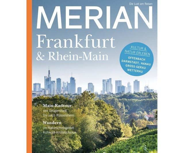 MERIAN - Frankfurt & Rhein-Main