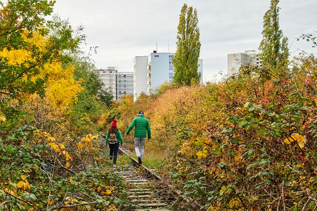 Regionalpark RheinMain - Urban Hiking Wanderguide