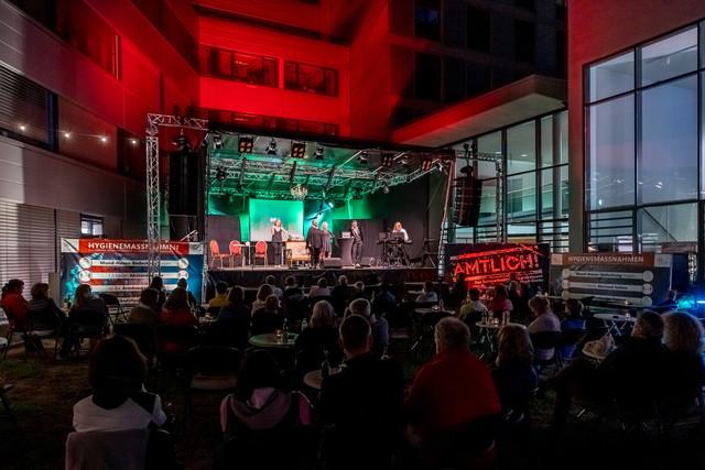 Kreis Groß-Gerau - Groß-Gerau Festivalbühne